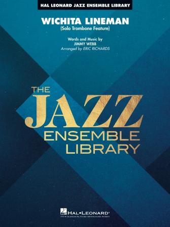 Wichita Lineman (Jazz Ensemble - Score and Parts)