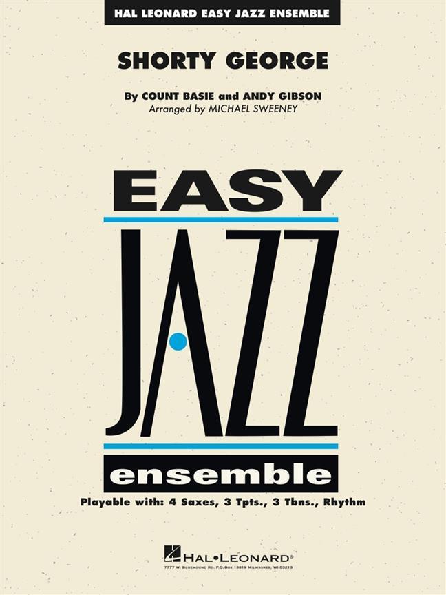 Shorty George (Jazz Ensemble - Score and Parts