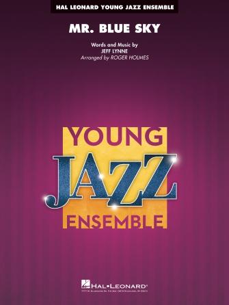 Mr. Blue Sky (Jazz Ensemble - Score and Parts)