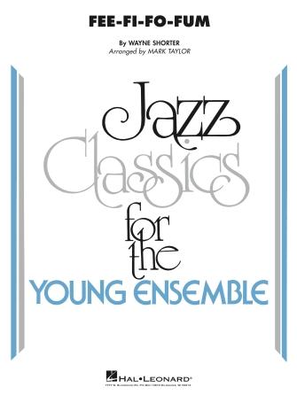 Fee-Fi-Fo-Fum (Jazz Ensemble - Score and Parts)