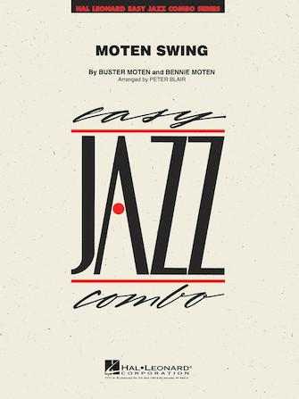 Moten Swing (Jazz Combo - Score and Parts)