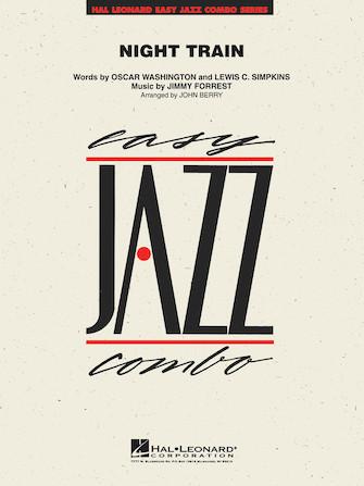Night Train (Jazz Combo - Score and Parts)
