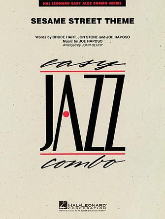 Sesame Street Theme (Jazz Combo - Score and Parts)
