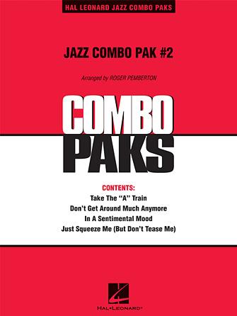 Jazz Combo Pak No.2 (Jazz Combo - Score and Parts)