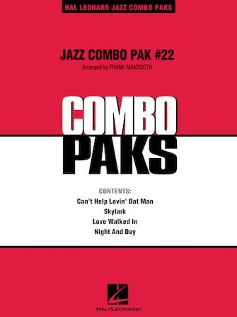 Jazz Combo Pak No.22 (Jazz Combo - Score and Parts)