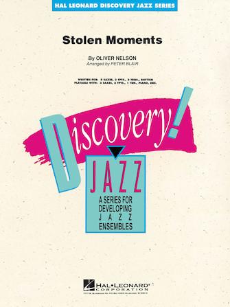 Stolen Moments (Jazz Ensemble - Score and Parts)