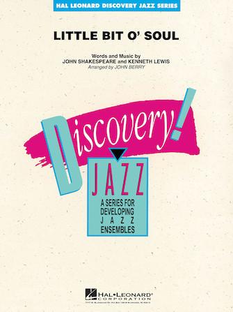 Little Bit o' Soul (Jazz Ensemble - Score and Parts)
