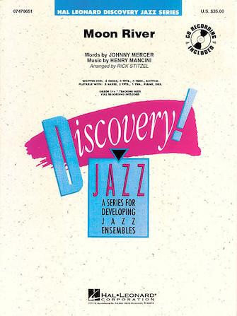 Moon River (Jazz Ensemble - Score and Parts)