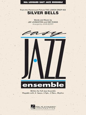 Silver Bells (Jazz Ensemble - Score and Parts)
