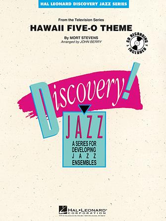 Hawaii Five-0 (Jazz Ensemble - Score and Parts)