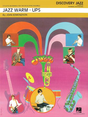 Jazz Warm-Ups (Jazz Ensemble - Score and Parts)