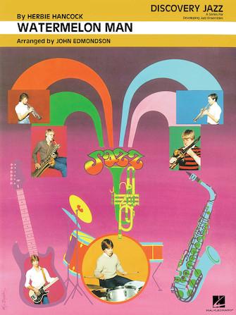 Watermelon Man (Jazz Ensemble - Score and Parts)
