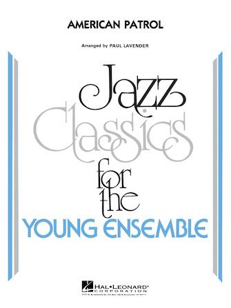 American Patrol (Jazz Ensemble - Score and Parts)