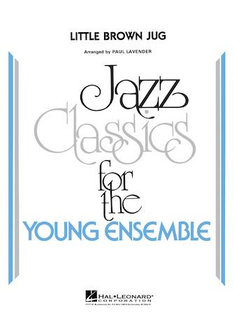Little Brown Jug (Jazz Ensemble - Score and Parts)