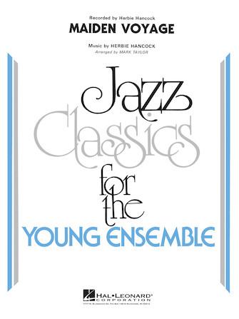 Maiden Voyage (Jazz Ensemble - Score and Parts)
