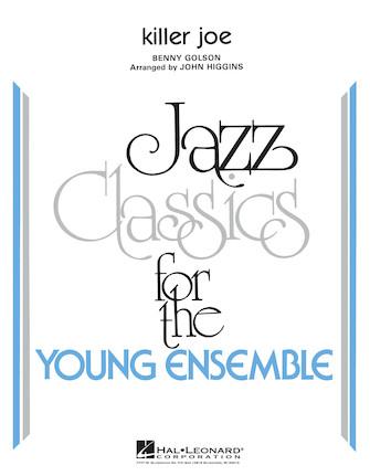 Killer Joe (Jazz Ensemble - Score and Parts)