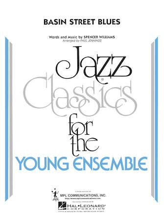 Basin Street Blues (Jazz Ensemble - Score and Parts)