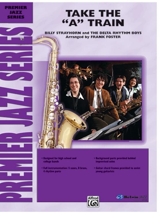 "Take the ""A"" Train (Jazz Ensemble - Score and Parts)"