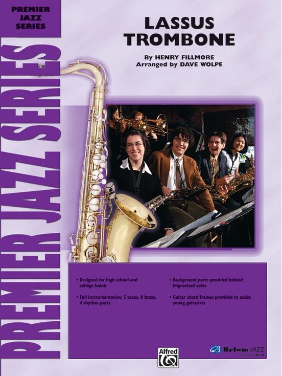 Lassus Trombone (Jazz Ensemble - Score and Parts)