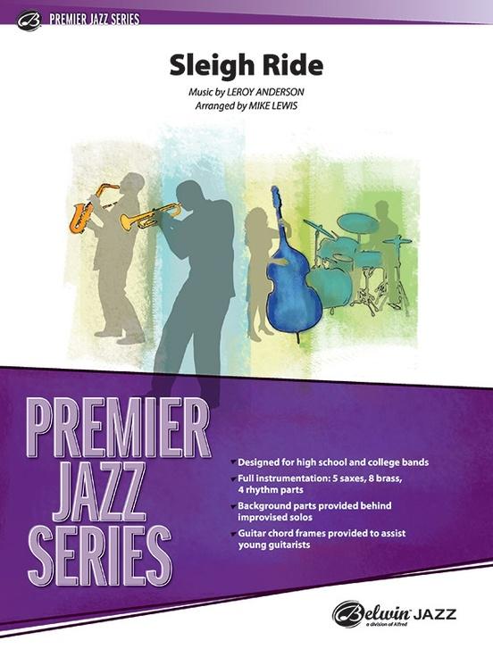 Sleigh Ride (Jazz Ensemble - Score and Parts)
