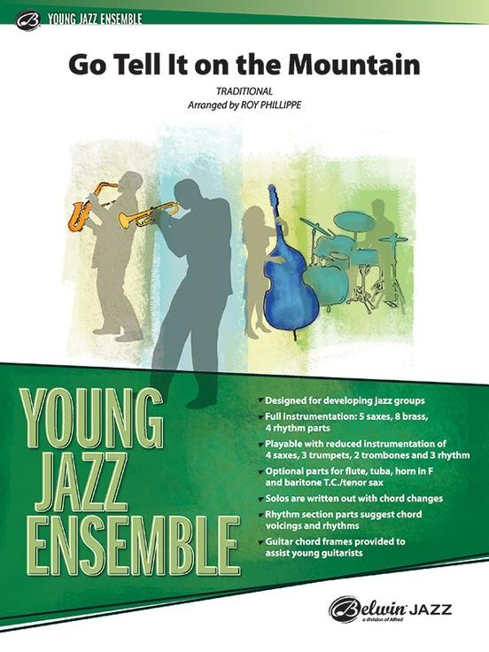 Go Tell It on the Mountain (Jazz Ensemble - Score and Parts)