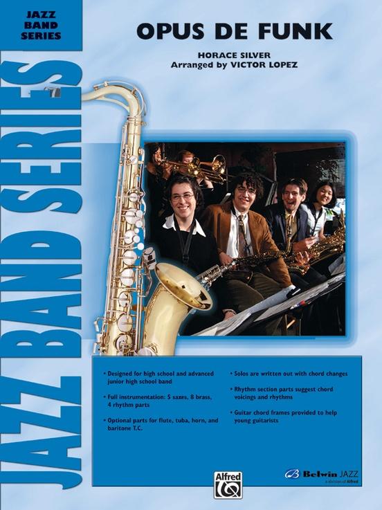 Opus de Funk (Jazz Ensemble - Score and Parts)