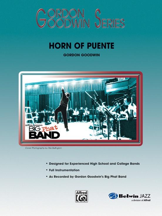 Horn of Puente (Jazz Ensemble - Score and Parts)