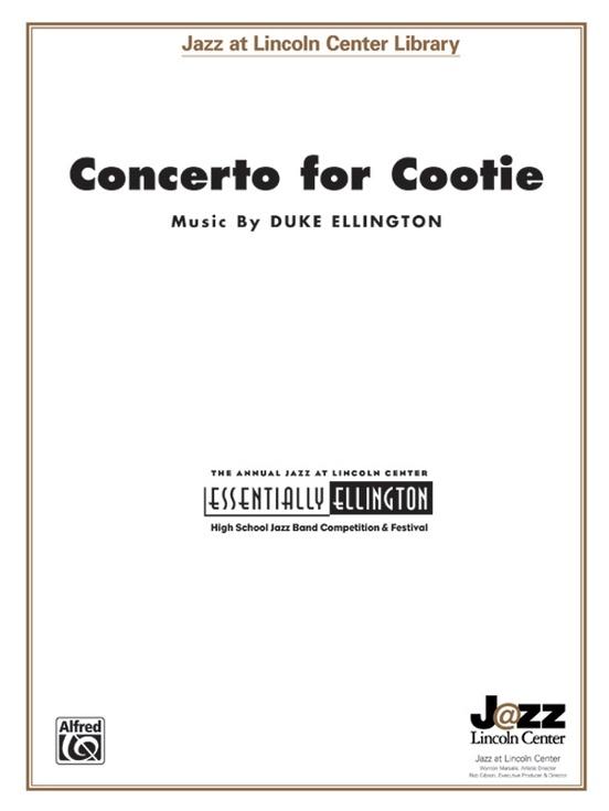 Concerto for Cootie (Jazz Ensemble - Score and Parts)