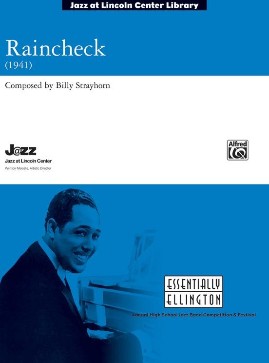 Raincheck (Jazz Ensemble - Score and Parts)