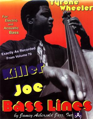 Bass Lines - Killer Joe Volume 70