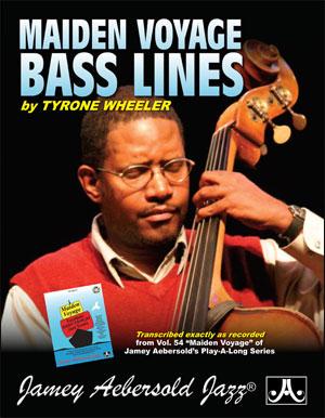 Bass Lines - Maiden Voyage Volume 54