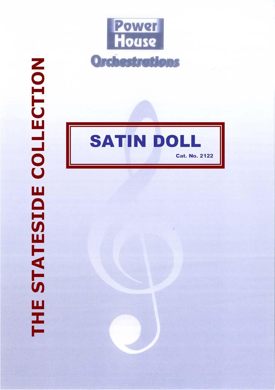 Satin Doll (Big Band - Score and Parts)