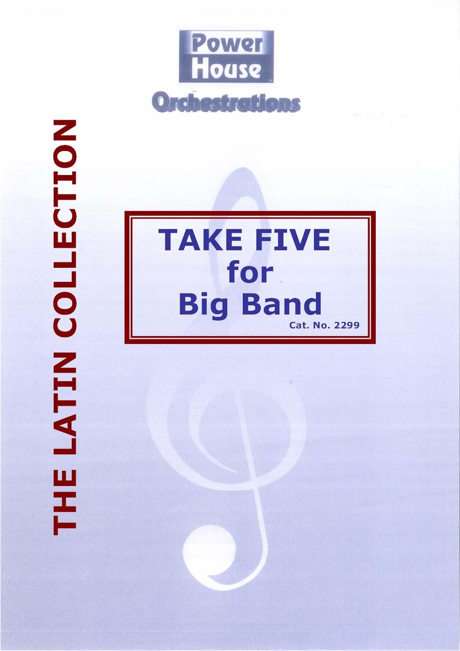 Take Five (Big Band - Score and Parts)