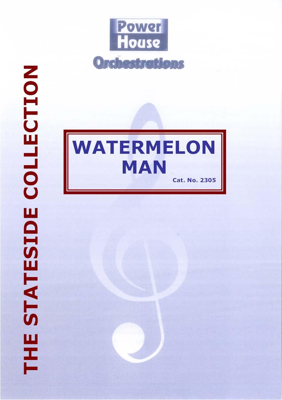 Watermelon Man (Big Band - Score and Parts)