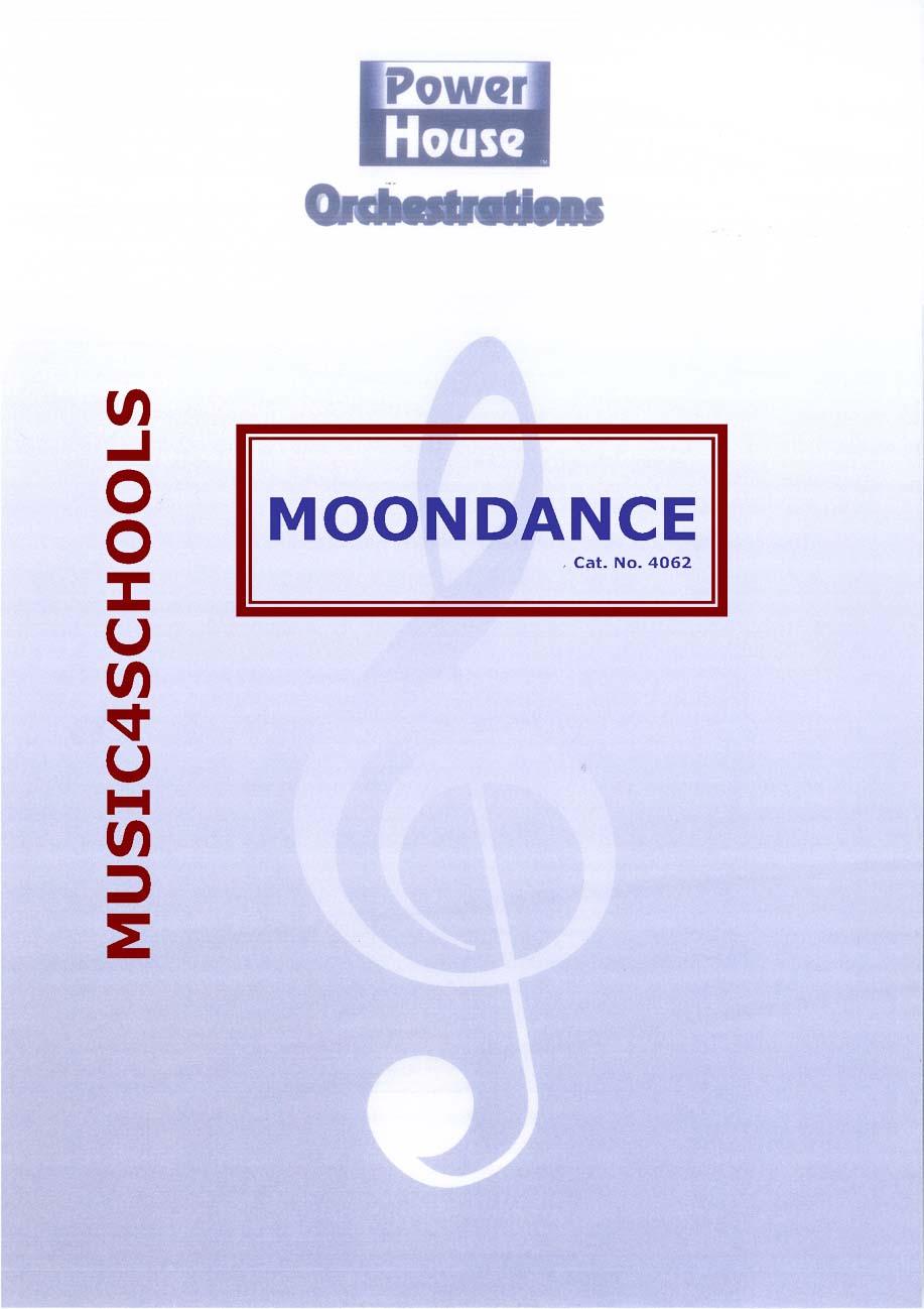 Moondance (Big Band - Score and Parts)