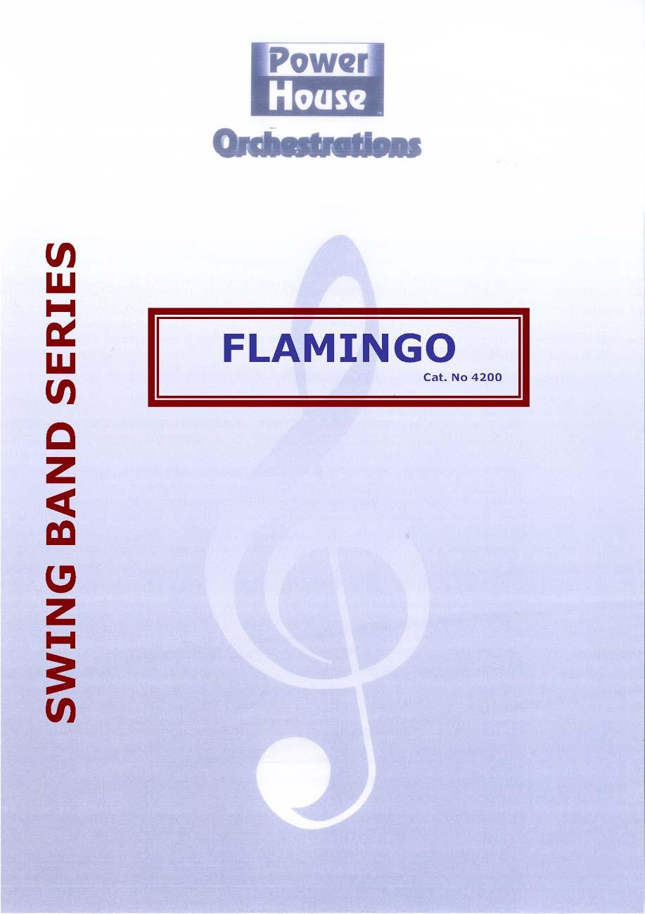 Flamingo (Big Band - Score and Parts)