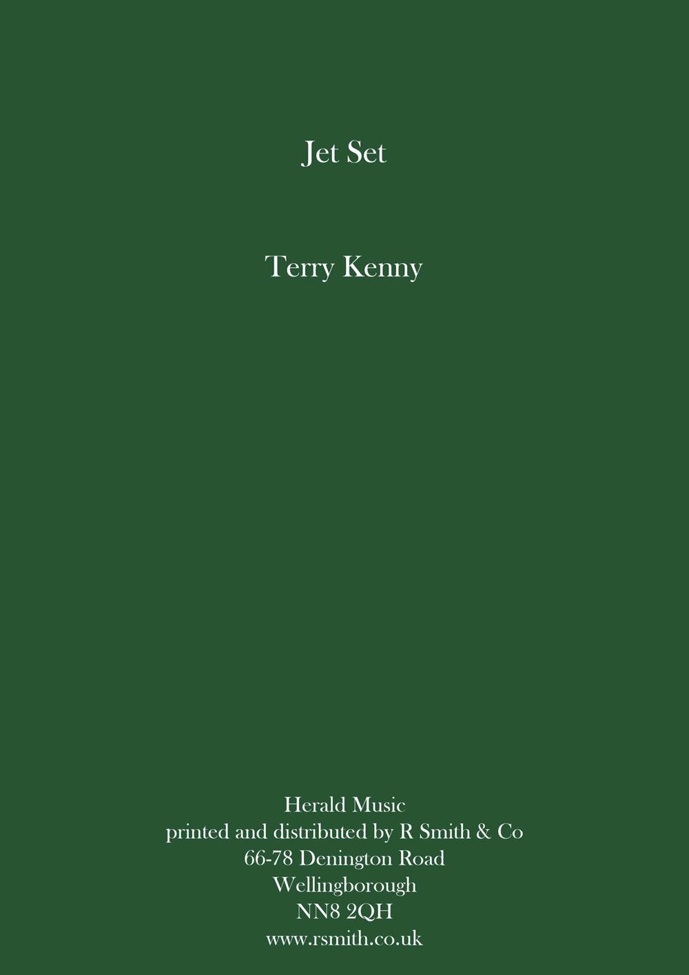 Jet Set (Concert Band - Score and Parts)