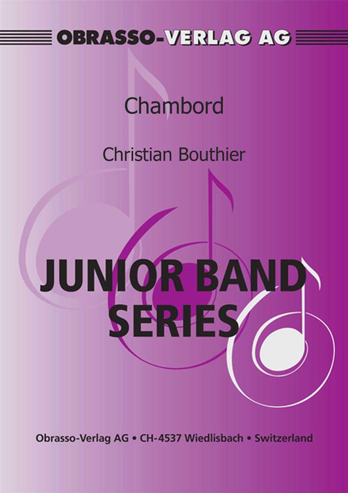 Chambord (4 Part Flexible Ensemble - Score and Parts)