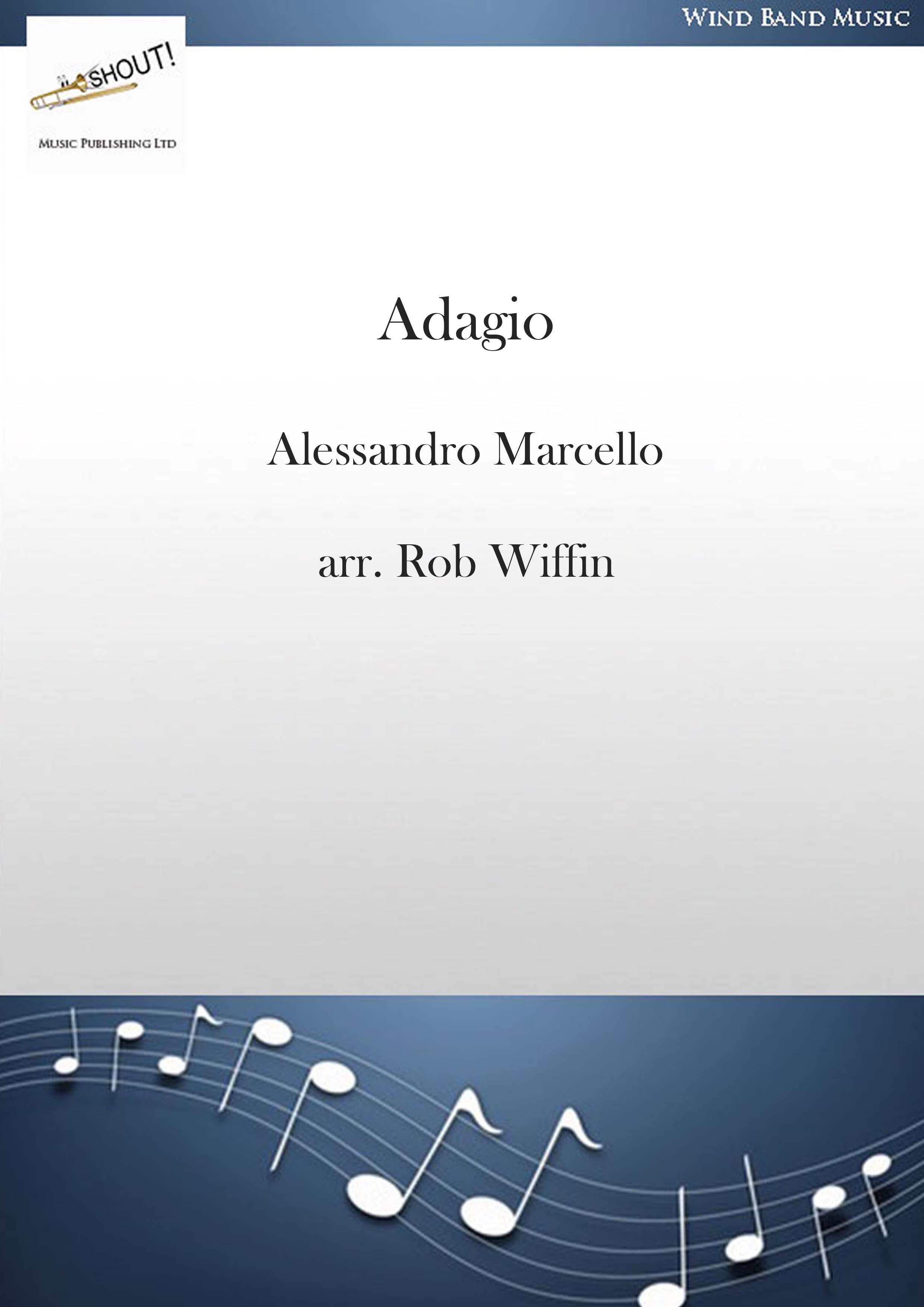 Adagio (Concert Band - Score and Parts)