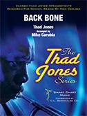 Back Bone (Jazz Ensemble - Score and Parts)