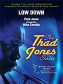 Low Down (Jazz Ensemble - Score and Parts)