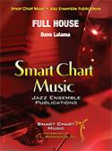 Full House (Jazz Ensemble - Score and Parts)