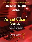 Amazing Grace (Jazz Ensemble - Score and Parts)