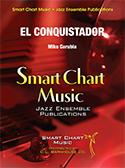 El Conquistador (Jazz Ensemble - Score and Parts)