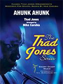 Ahunk Ahunk (Jazz Ensemble - Score and Parts)