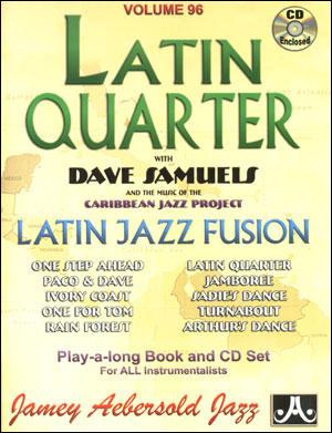 Latin Quarter (Volume 96)