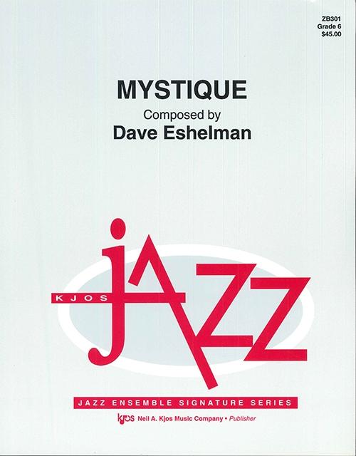 Mystique (Jazz Ensemble - Score and Parts)