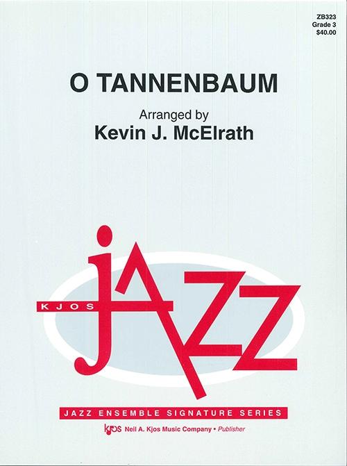 O Tannenbaum (Jazz Ensemble - Score and Parts)