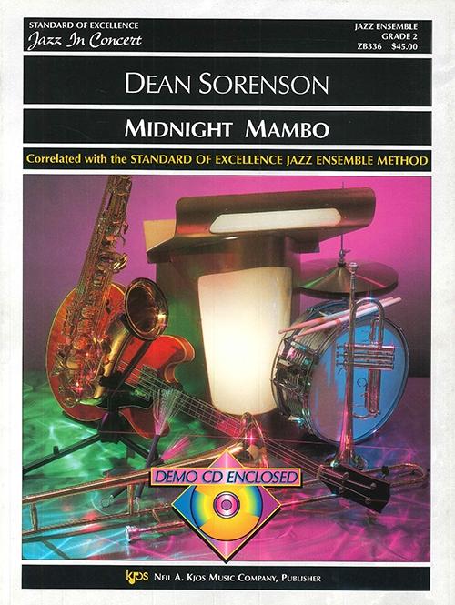 Midnight Mambo (Jazz Ensemble - Score and Parts)