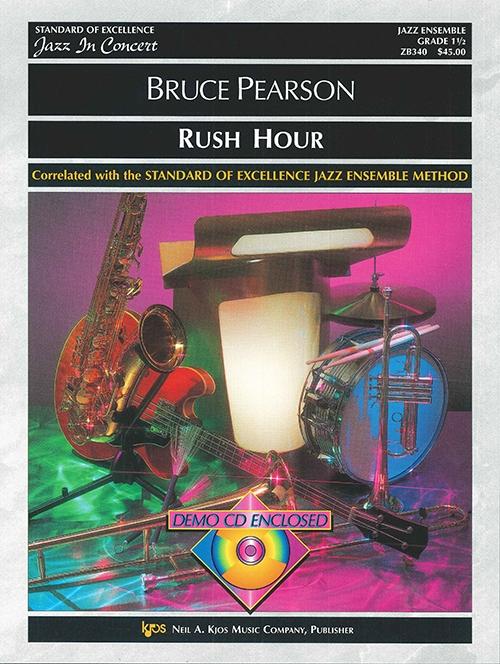 Rush Hour (Jazz Ensemble - Score and Parts)
